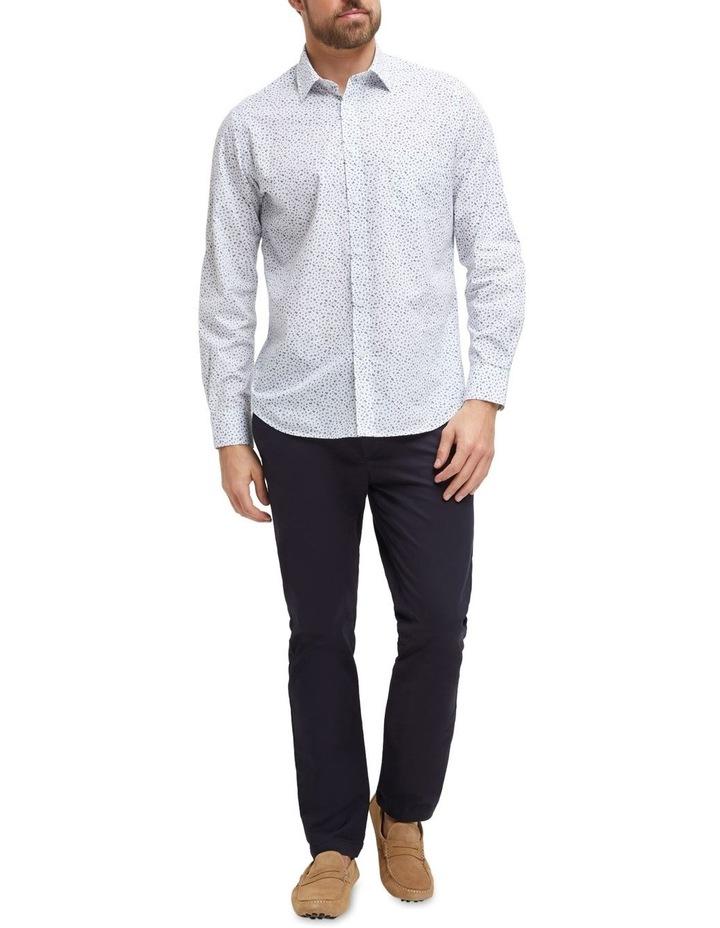 Dean Long Sleeve Printed Shirt image 4