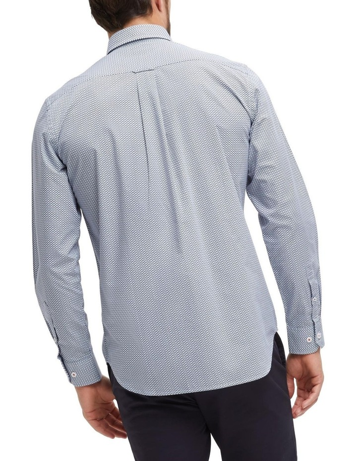 Bruno Long Sleeve Printed Shirt image 3