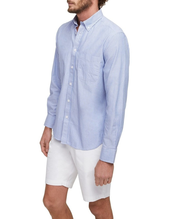 Simon Long Sleeve stripe shirt image 2