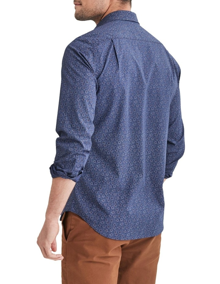 Abraham Long Sleeve Printed Shirt image 2