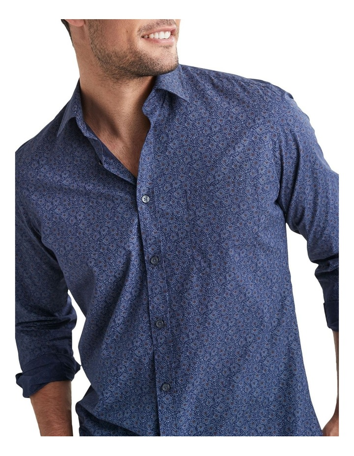 Abraham Long Sleeve Printed Shirt image 3