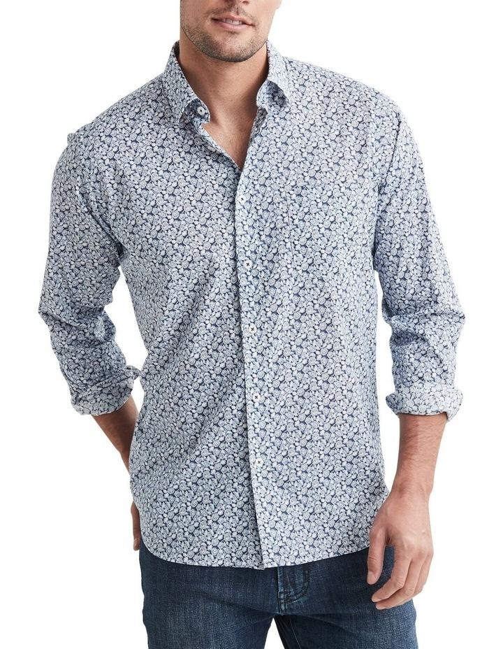Edward Long Sleeve Printed Shirt image 1