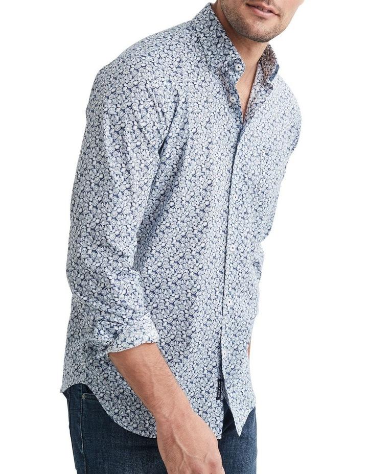 Edward Long Sleeve Printed Shirt image 3