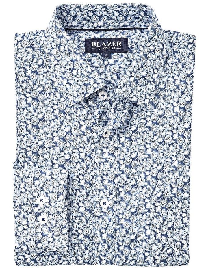 Edward Long Sleeve Printed Shirt image 4