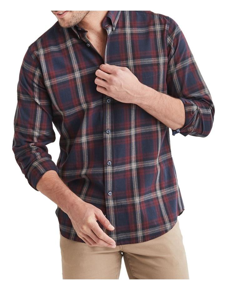 Hugo Long Sleeve Check Shirt image 1