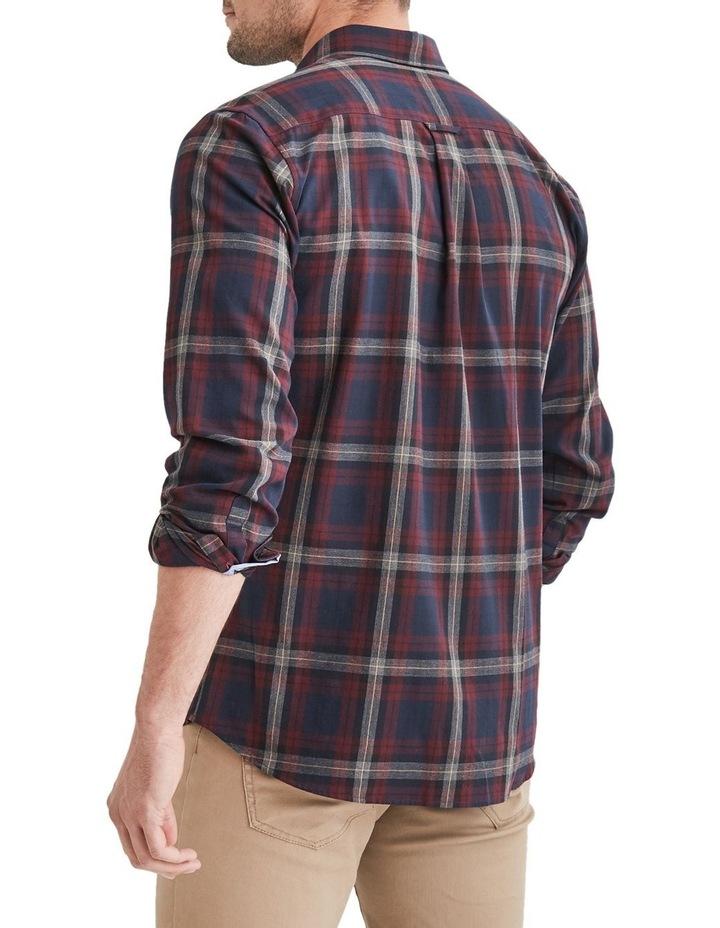 Hugo Long Sleeve Check Shirt image 2