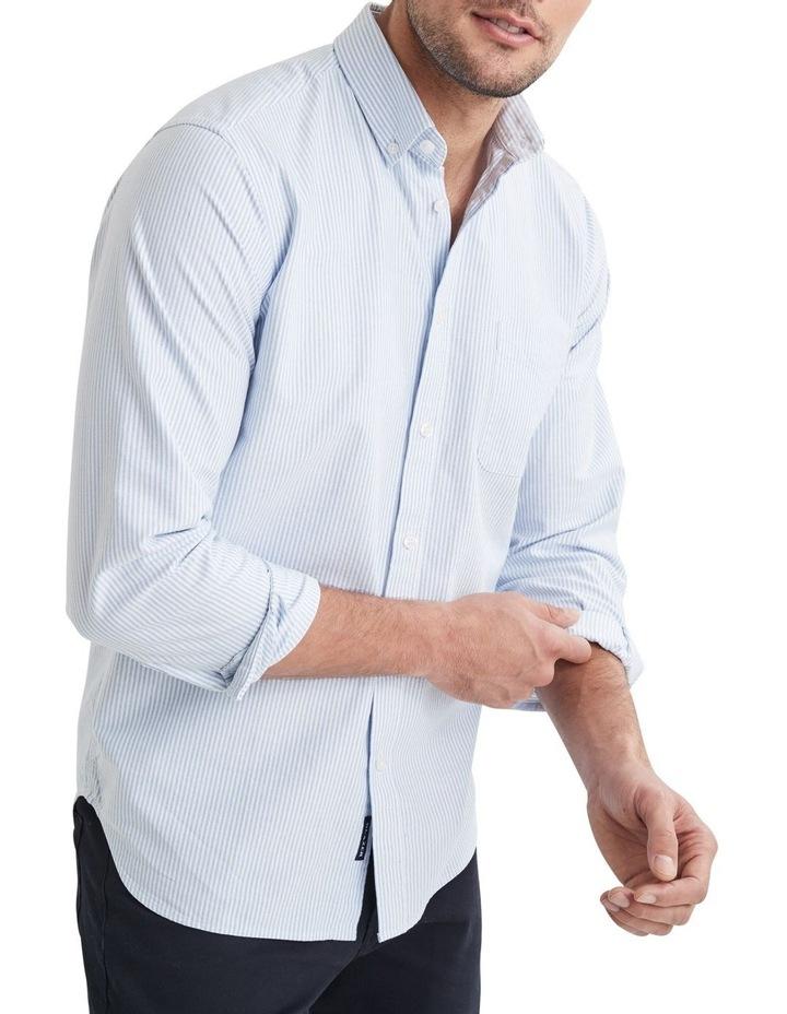 Alfred Long Sleeve Stripe Shirt image 1