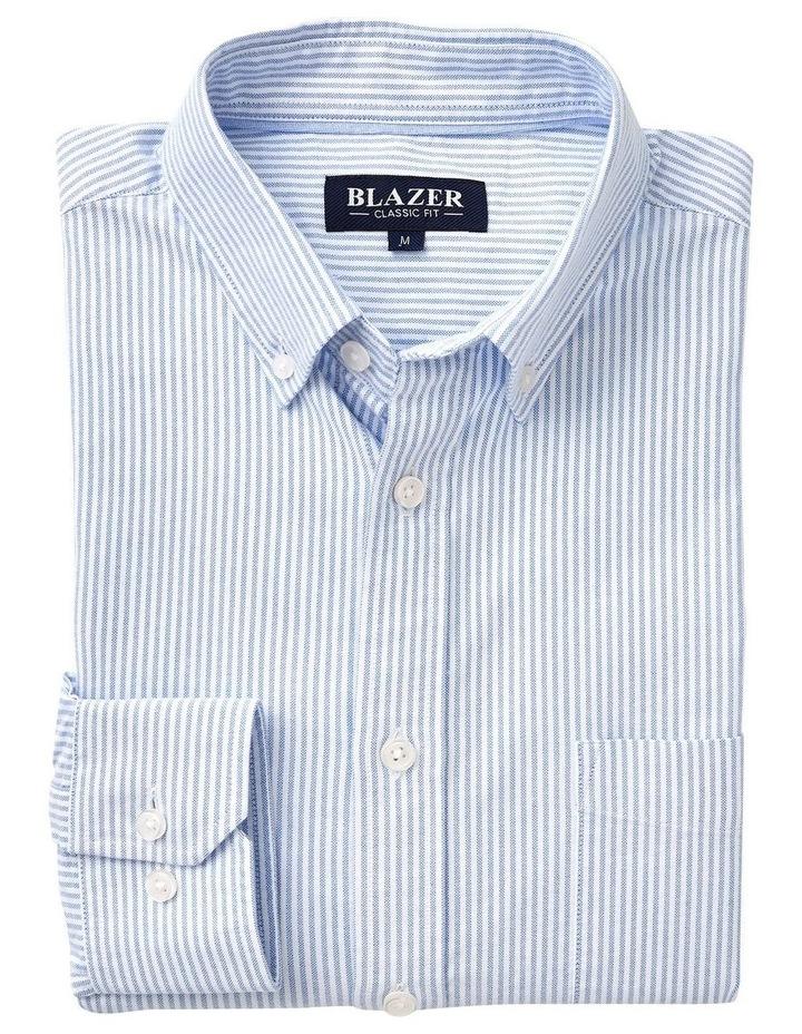 Alfred Long Sleeve Stripe Shirt image 4