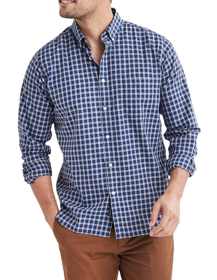 Peter Long Sleeve Check Shirt image 1