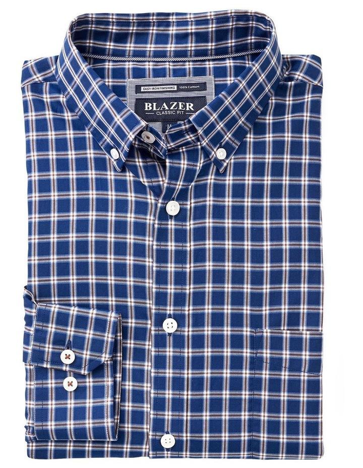 Peter Long Sleeve Check Shirt image 4