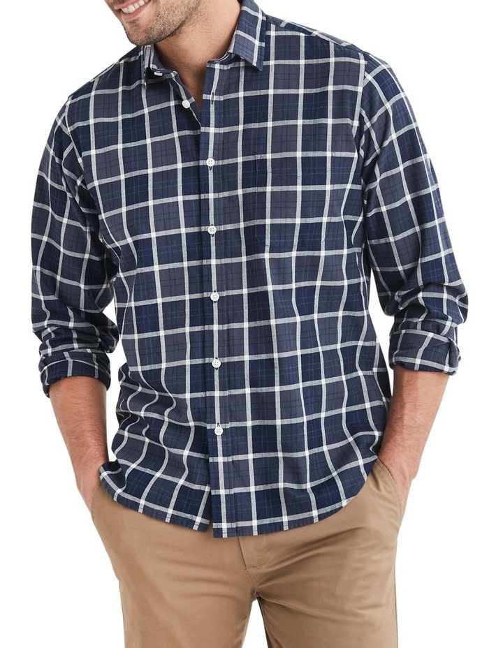 Robert Long Sleeve Check Shirt image 1