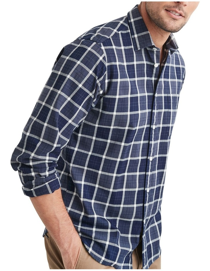 Robert Long Sleeve Check Shirt image 3