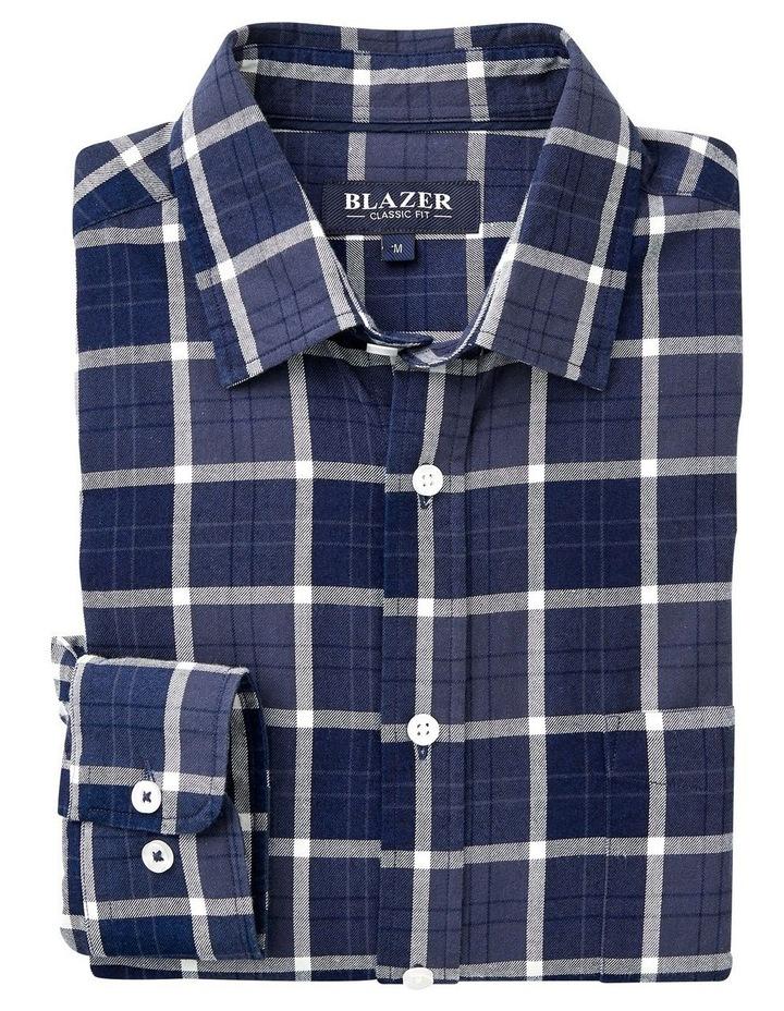 Robert Long Sleeve Check Shirt image 4