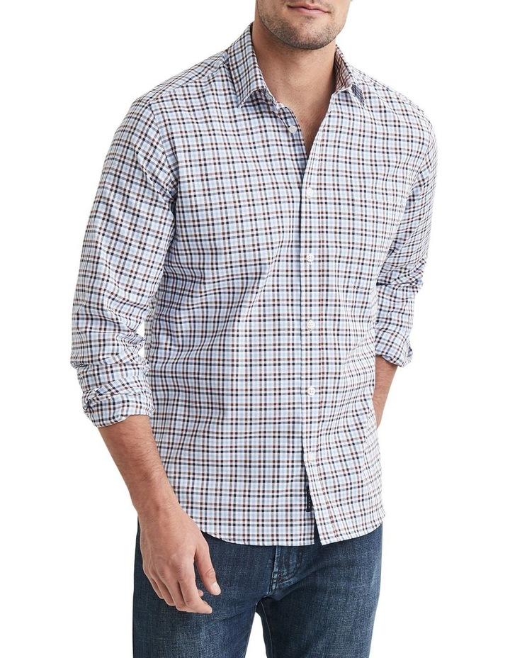 Gilbert Long Sleeve Check Shirt image 1