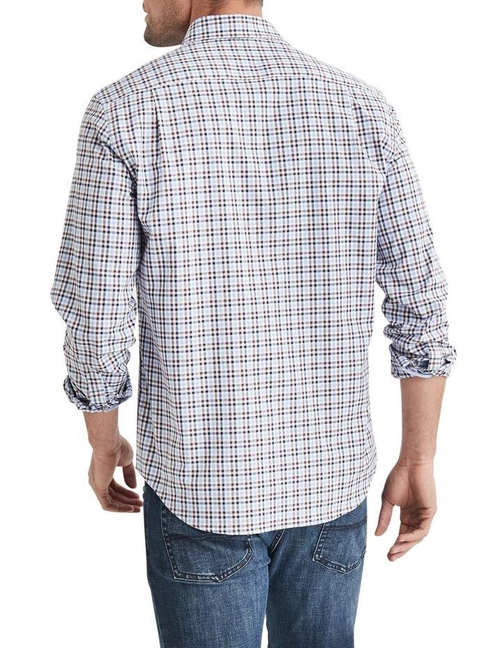 Gilbert Long Sleeve Check Shirt image 2