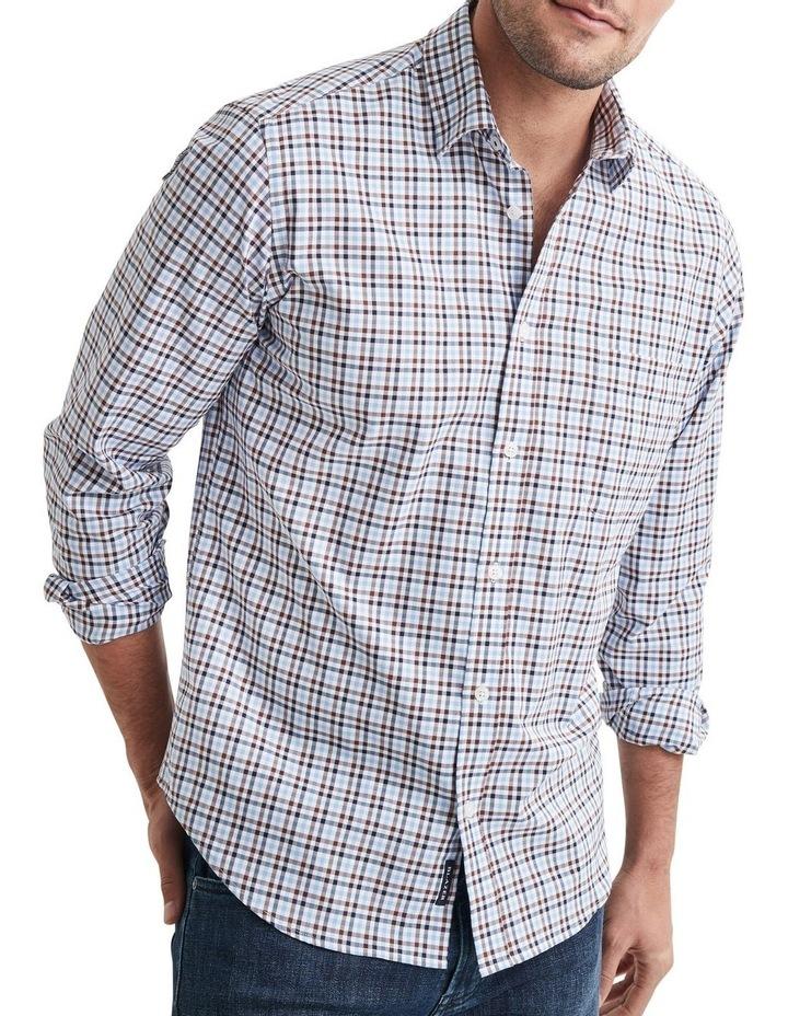 Gilbert Long Sleeve Check Shirt image 3