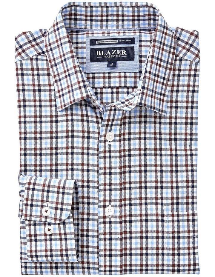 Gilbert Long Sleeve Check Shirt image 4