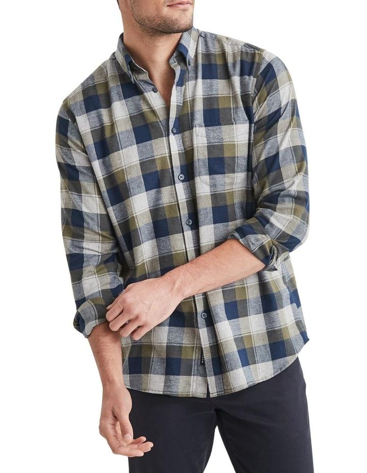 Rufus Long Sleeve Check Shirt image 1