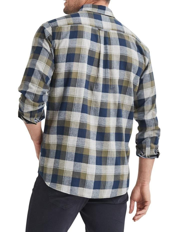 Rufus Long Sleeve Check Shirt image 2
