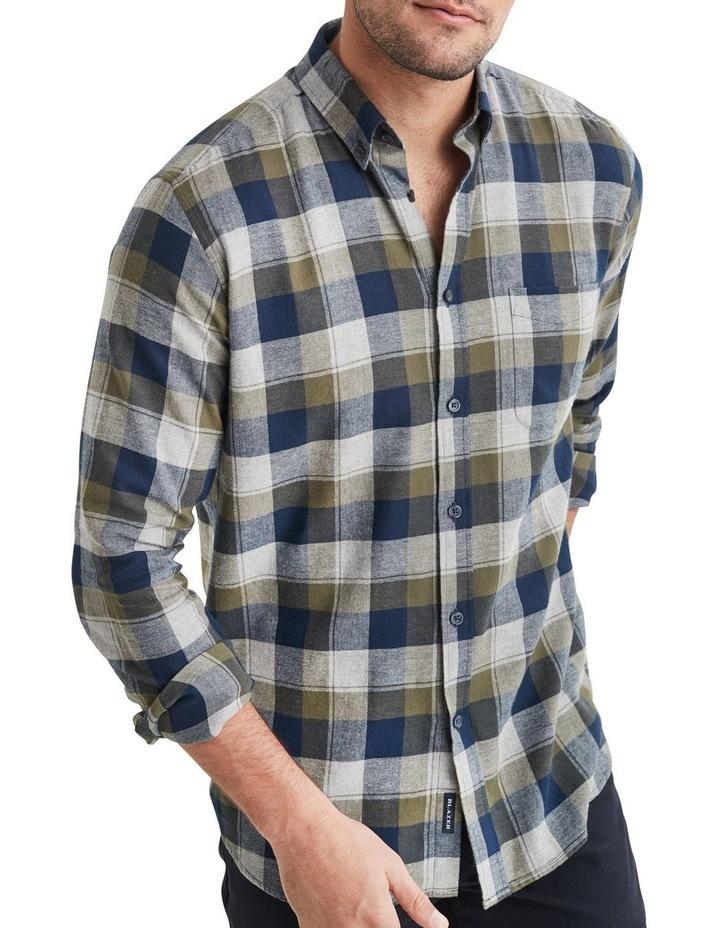 Rufus Long Sleeve Check Shirt image 3