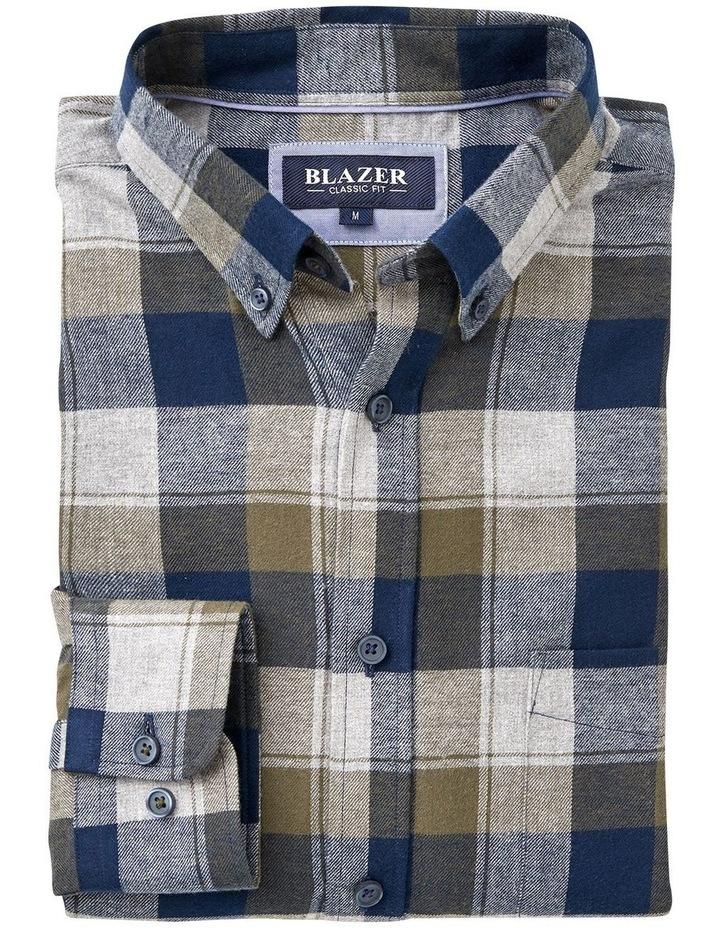 Rufus Long Sleeve Check Shirt image 4