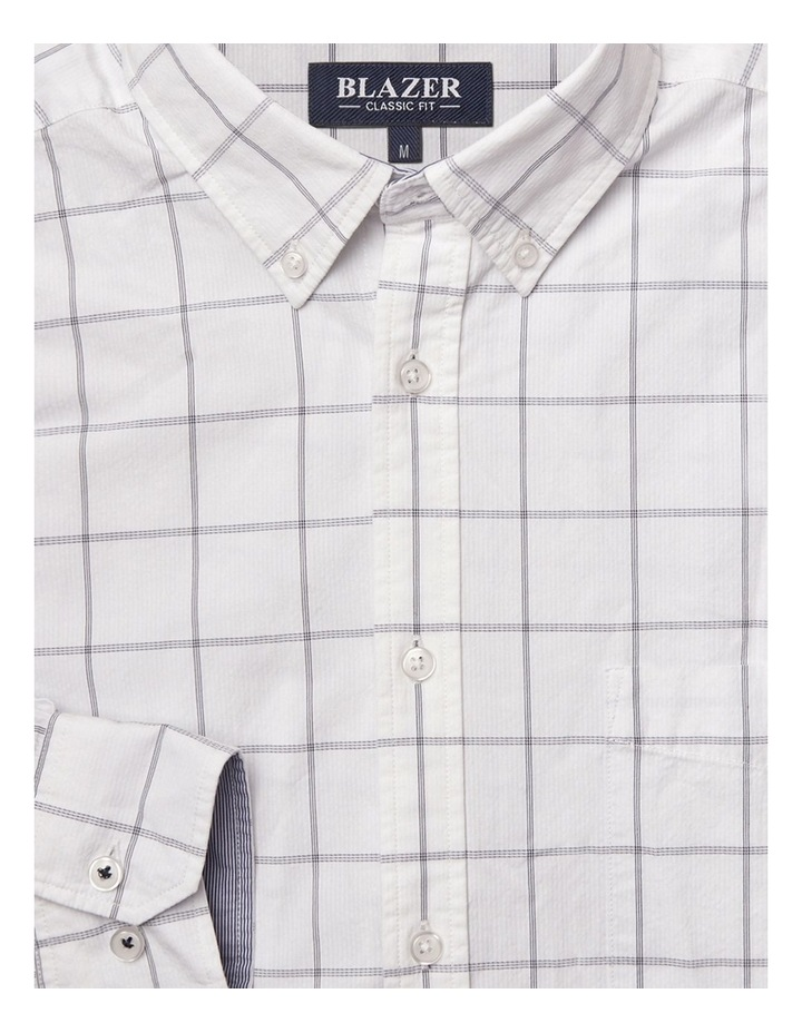 Louie Long Sleeve Check Shirt image 5