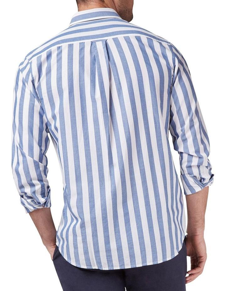 Daniel Long Sleeve Stripe Shirt image 2