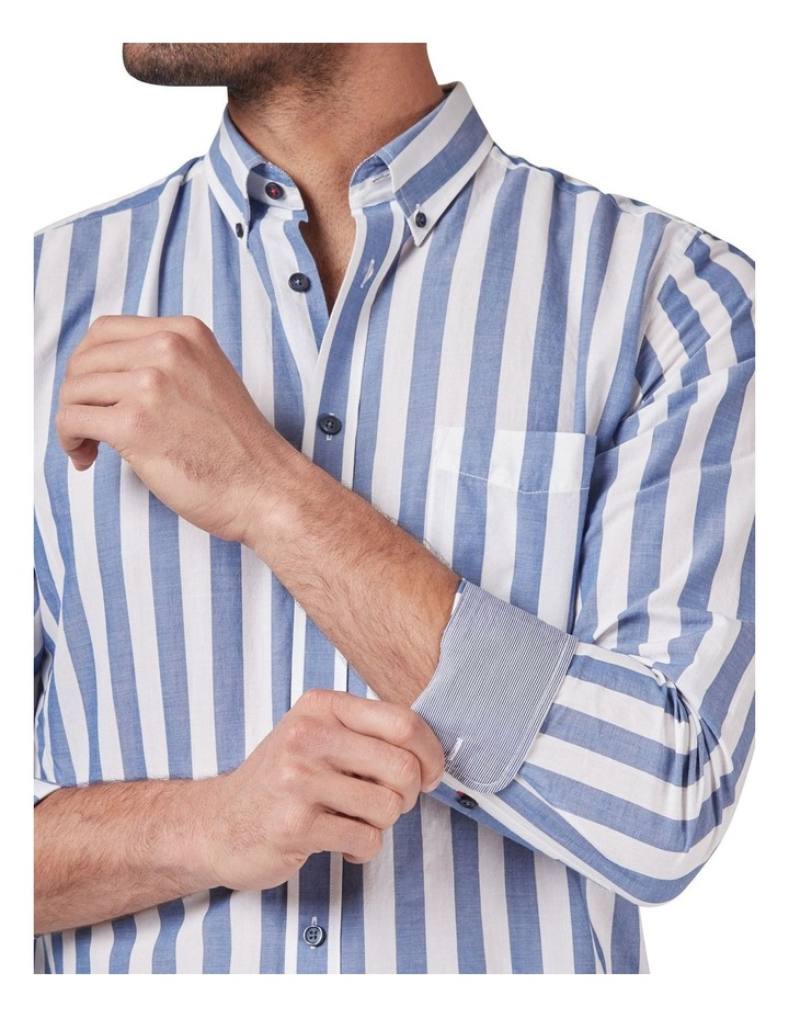 Daniel Long Sleeve Stripe Shirt image 4