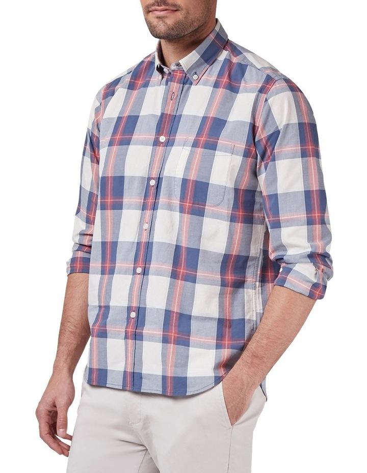 Adam Long Sleeve Check Shirt image 1