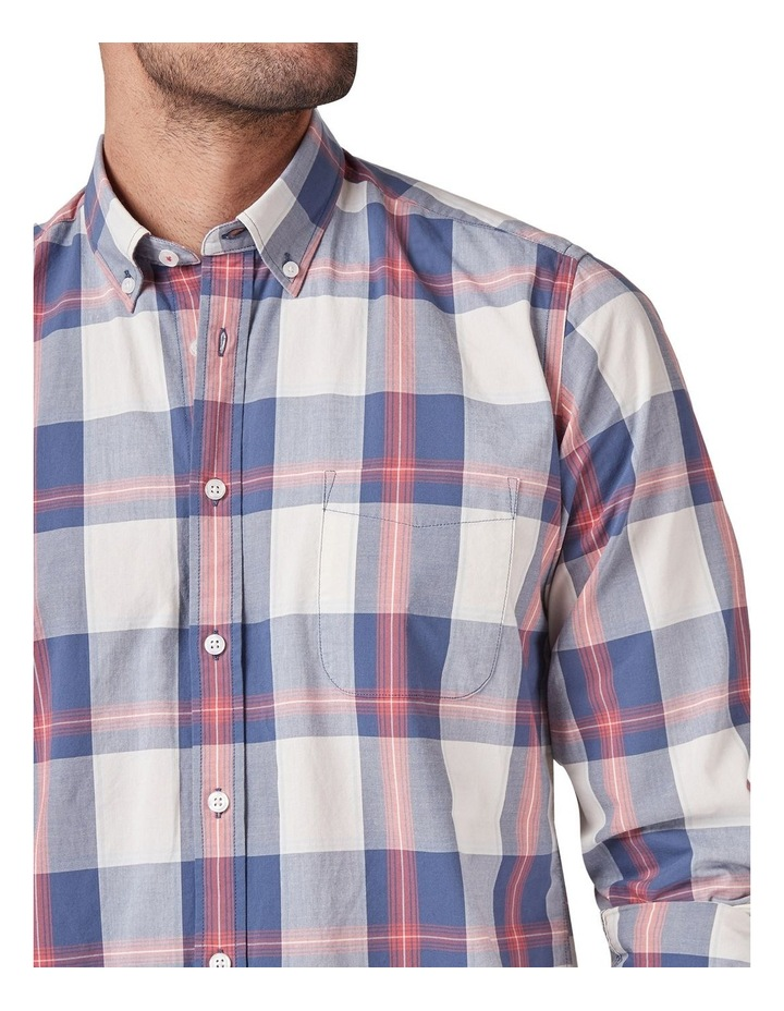 Adam Long Sleeve Check Shirt image 4