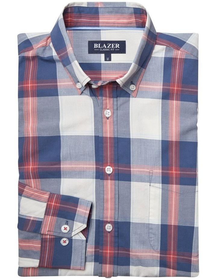 Adam Long Sleeve Check Shirt image 5