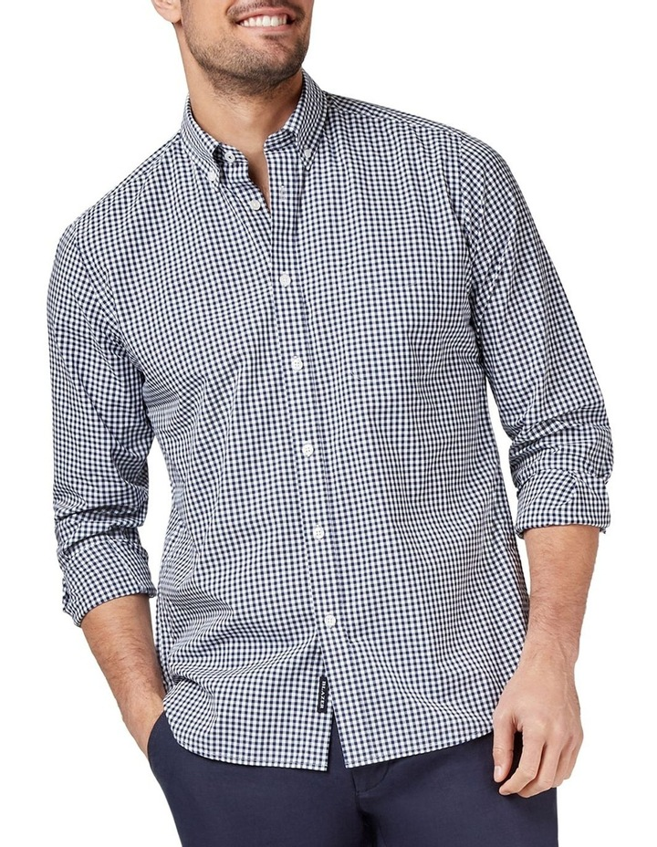 Reggie Long Sleeve Check Shirt image 1