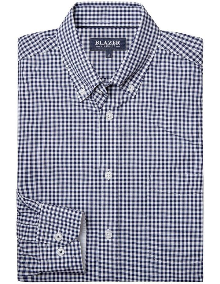 Reggie Long Sleeve Check Shirt image 5