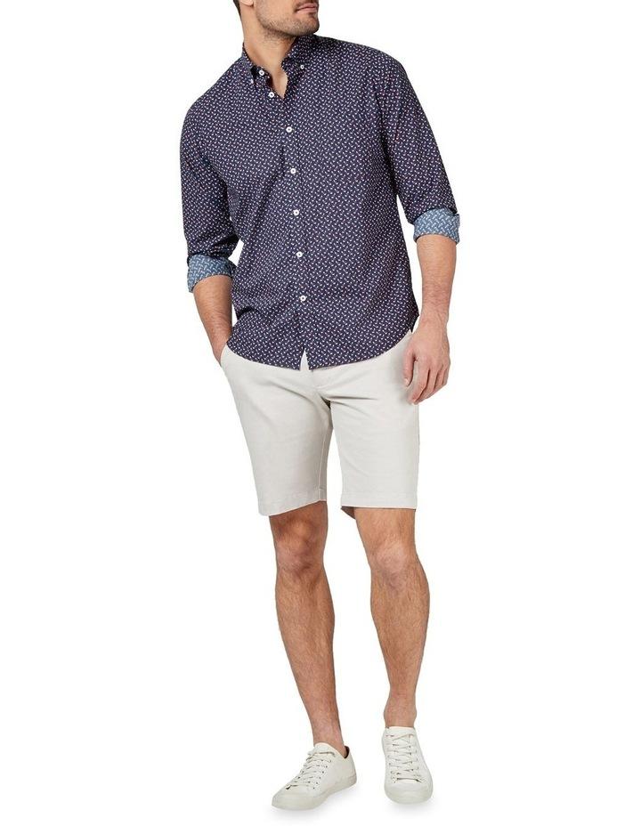 Albie Long Sleeve Print Shirt image 3