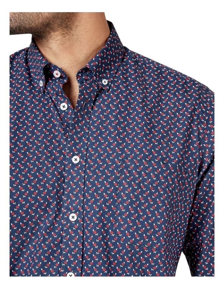 Albie Long Sleeve Print Shirt image 4