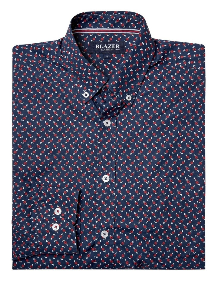 Albie Long Sleeve Print Shirt image 5