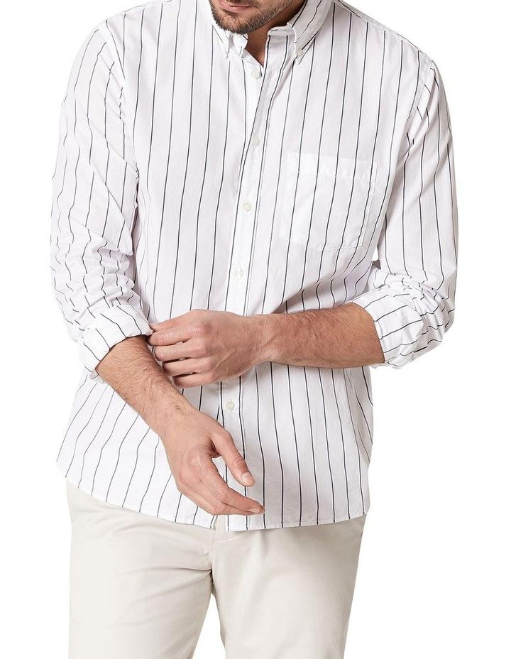 Fraser Poplin Stripe Shirt image 1