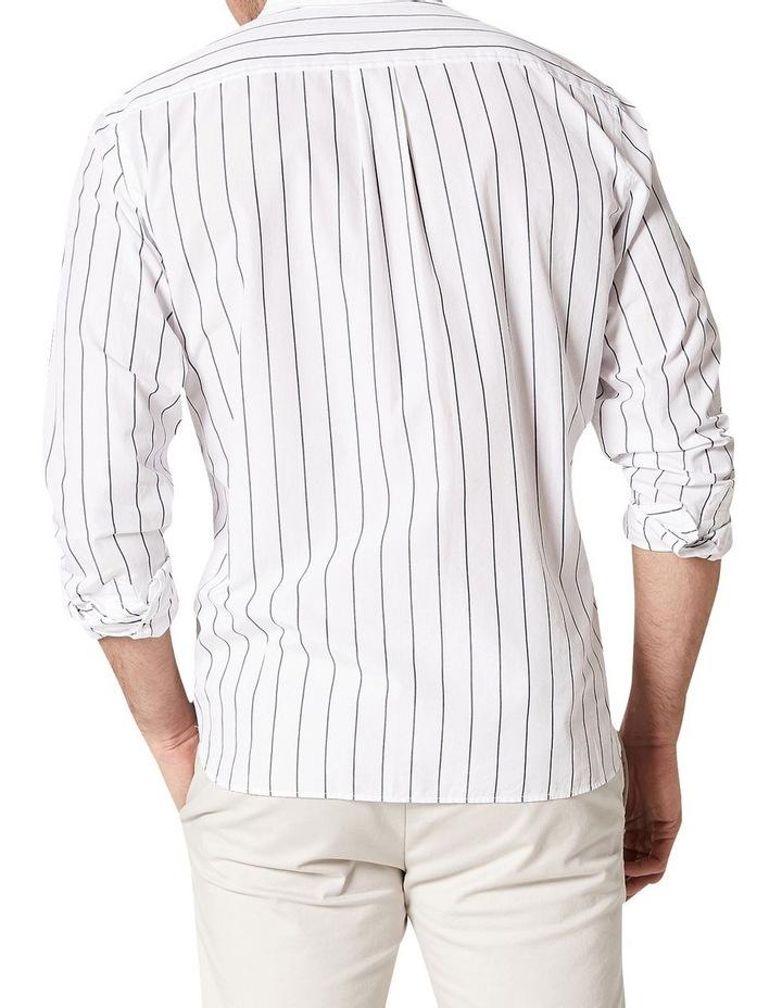 Fraser Poplin Stripe Shirt image 2