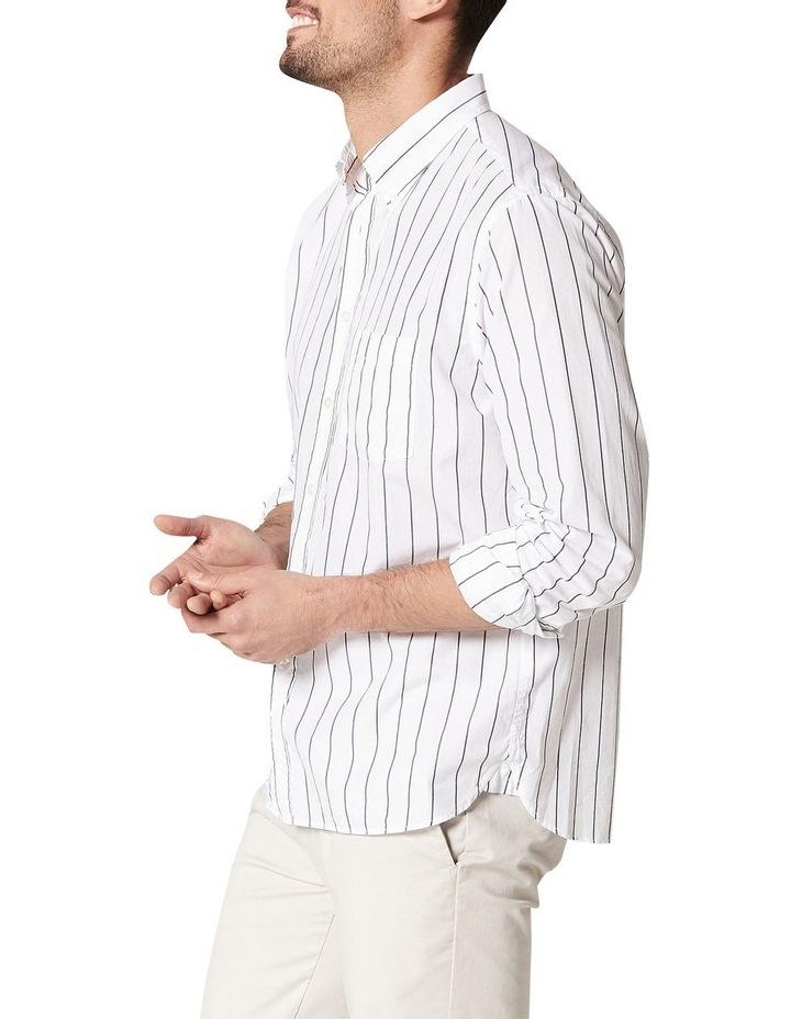 Fraser Poplin Stripe Shirt image 3