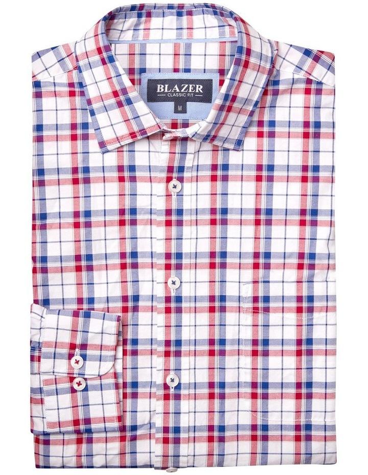 Finley Long Sleeve Check Shirt image 5