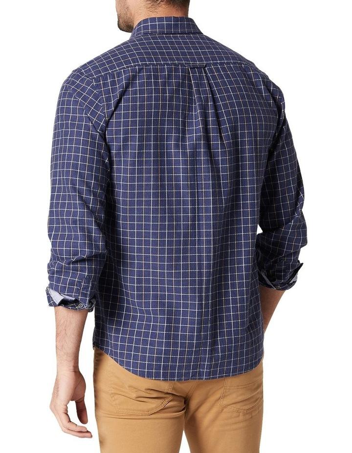 Bo Long Sleeve Herringbone Check Shirt image 2