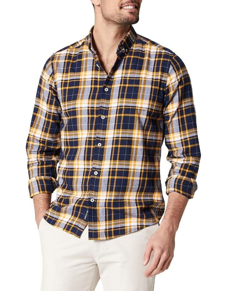 Ashton Long Sleeve Brushed Check Shirt image 1