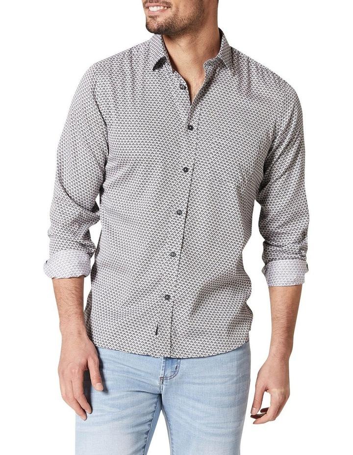 Brody Long Sleeve Print Shirt image 1