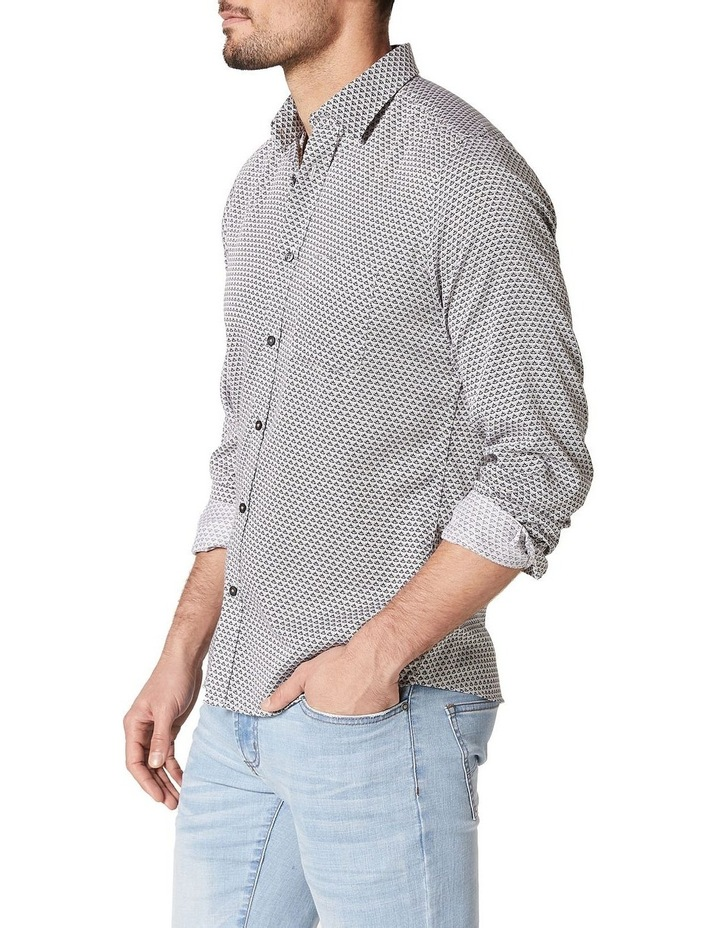 Brody Long Sleeve Print Shirt image 3