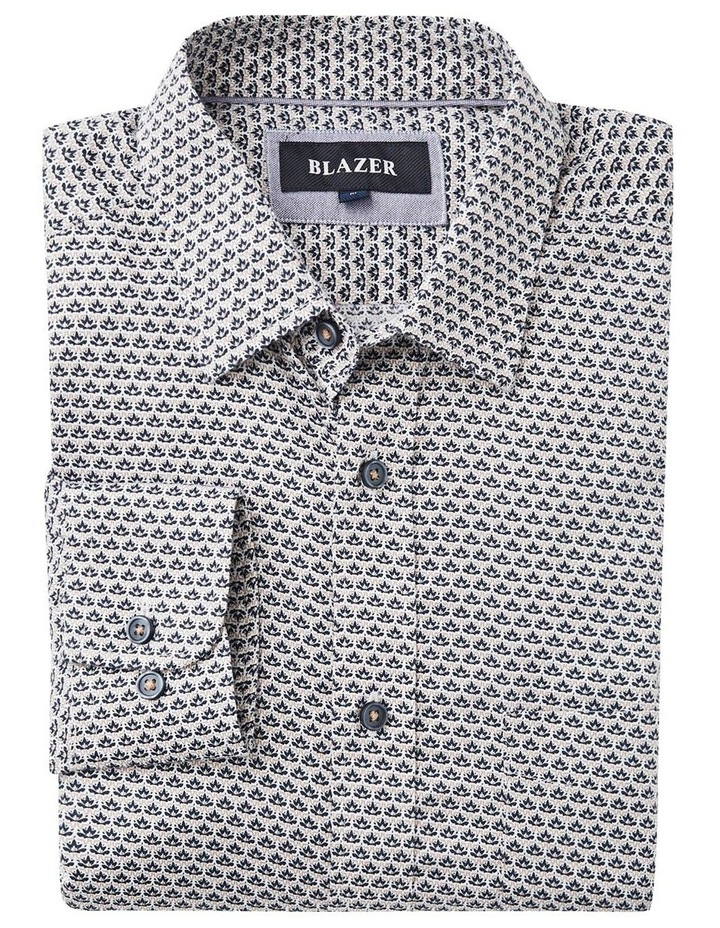 Brody Long Sleeve Print Shirt image 4