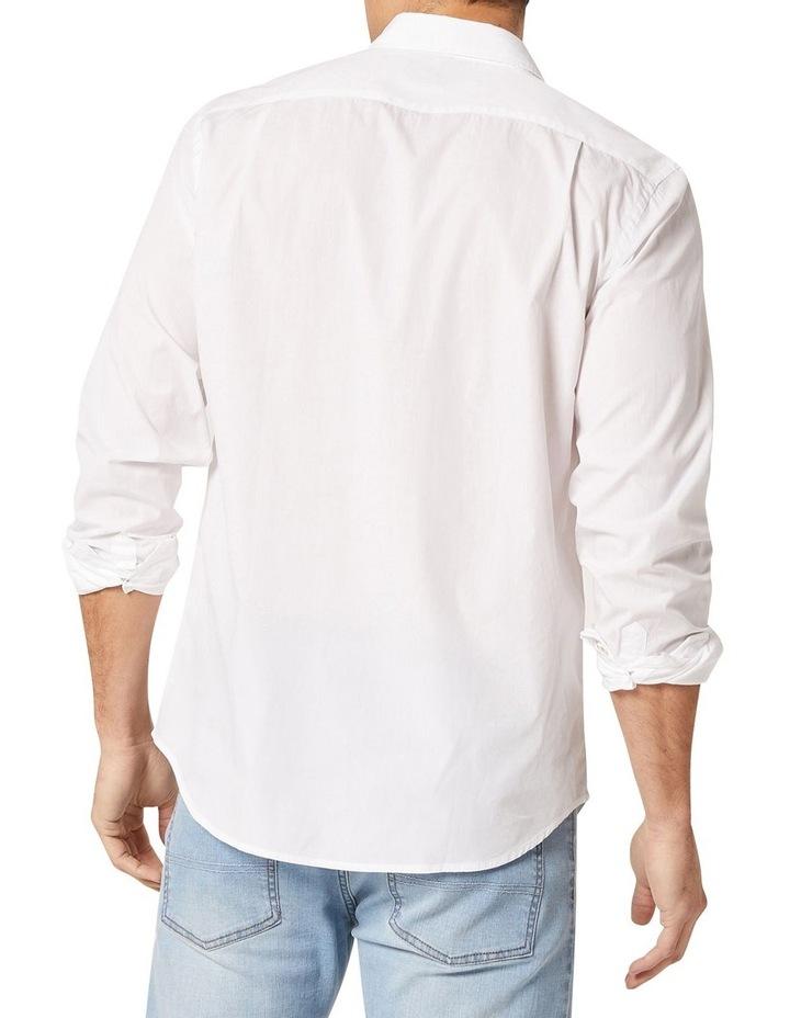 Hugo Long Sleeve Solid Dye Shirt image 2