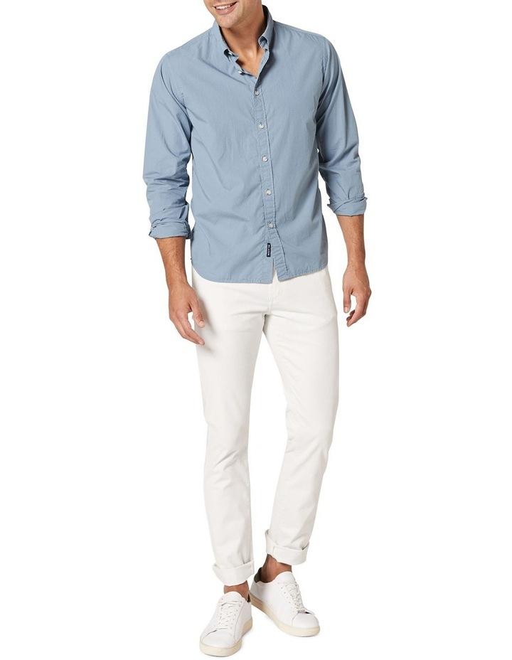 Hugo Long Sleeve Dye Shirt image 3