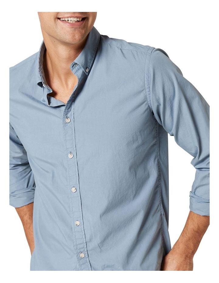 Hugo Long Sleeve Dye Shirt image 4