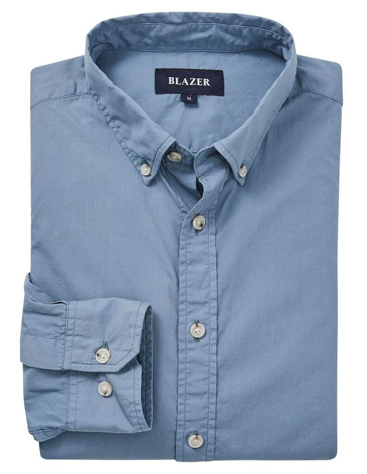Hugo Long Sleeve Dye Shirt image 5