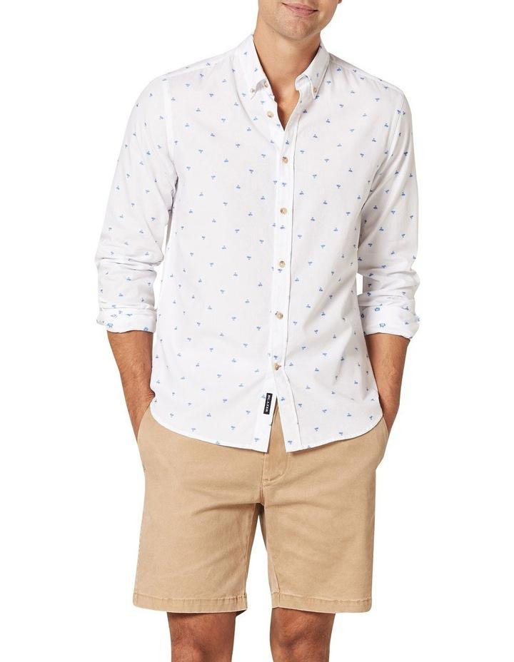 Timothy Long Sleeve Embroidery Shirt image 1